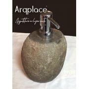 Dispenser Sabonete Líquido Pedra Esculpida