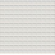 Pastilha de Porcelana 2,5 x 2,5 cm Branco Áspen JC-1100