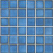 Pastilha de Porcelana Azul Marine JD-4811