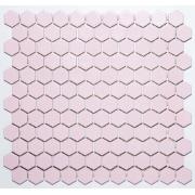 Pastilha de Porcelana Hexagonal - M-15400 - Flox
