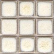 Pastilha de Porcelana SR8307 1,5x1,5 Mesh Prumo - LT0001
