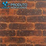 Revestimento Tijolinho Brick - Coleção City Urban Fumê