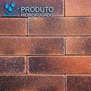 Revestimento Tijolinho Brick - Coleção Loft NY Fumê 7 x 30cm