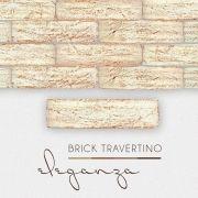 Brick Travertino