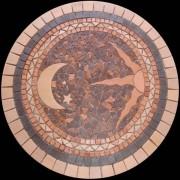 Rosone Artesanal Rústico - Mod. 13 - A partir de 80cm
