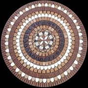 Rosone Artesanal Rústico - Mod. 16 - A partir de 100cm
