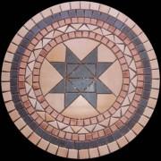 Rosone Artesanal Rústico - Mod. 22 - A partir de 60cm
