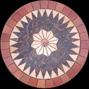 Rosone Artesanal Rústico - Mod. 30 - A partir de 60cm