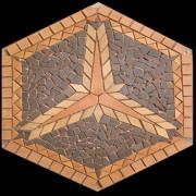 Rosone Artesanal Rústico - Mod. 39 - A partir de 60cm