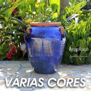 Vaso Esmaltado Asteca Argola 65 x 40