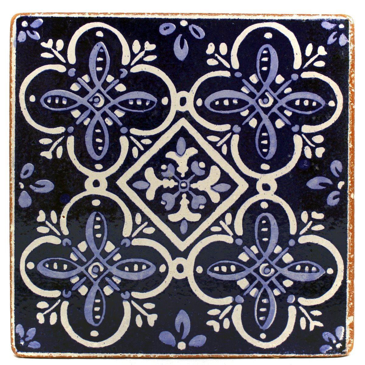 Cerâmica Hidráulica - Coleção Portuguesa 01 - Del Favero