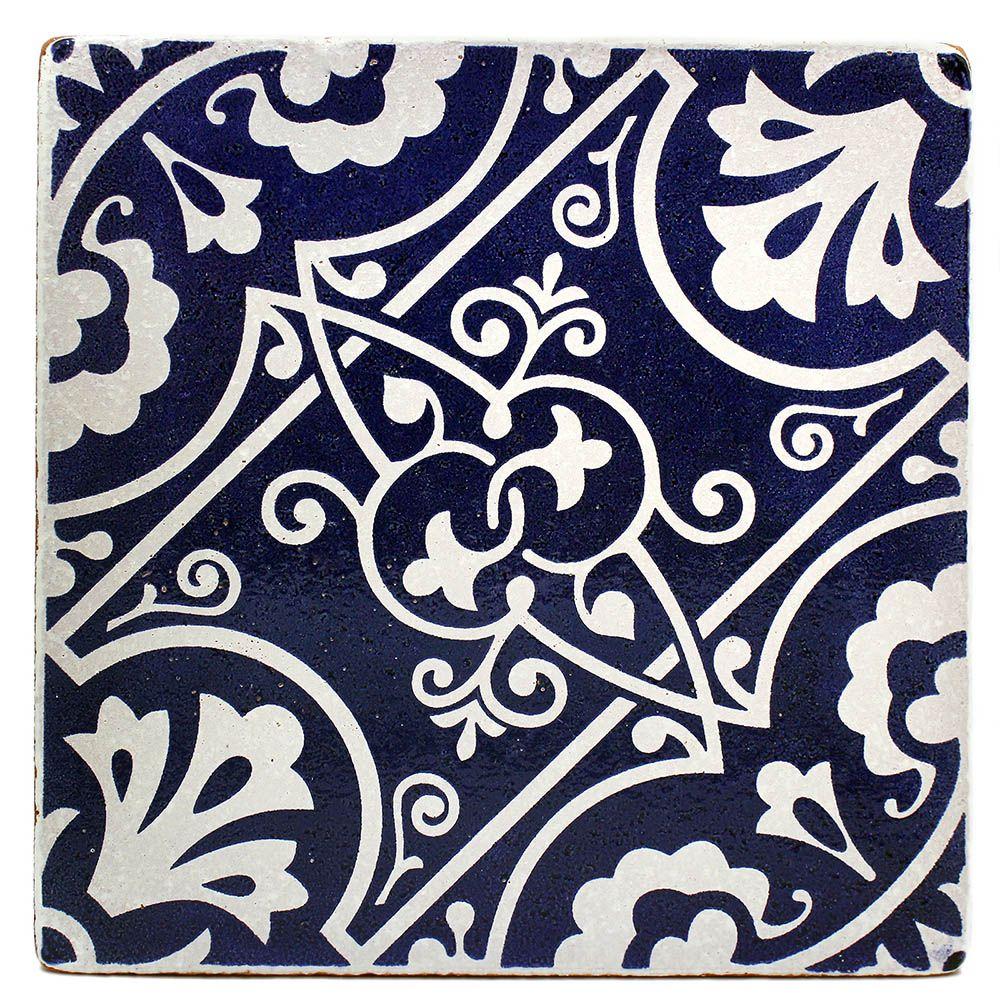 Cerâmica Hidráulica - Coleção Portuguesa 03 - Del Favero