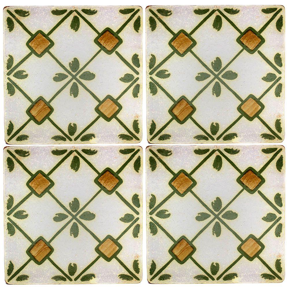 Cerâmica Hidráulica - Coleção São Luís 05 - Del Favero