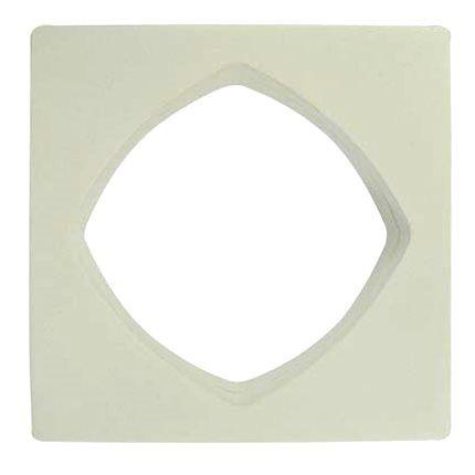 Cobogó Luce Bianco - 30x30 Concreto