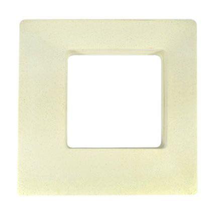 Cobogó Rarus Bianco - 30x30 Concreto