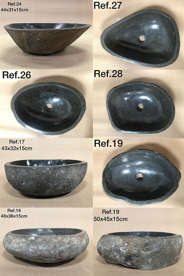 Cuba Pedra Esculpida - River Stone