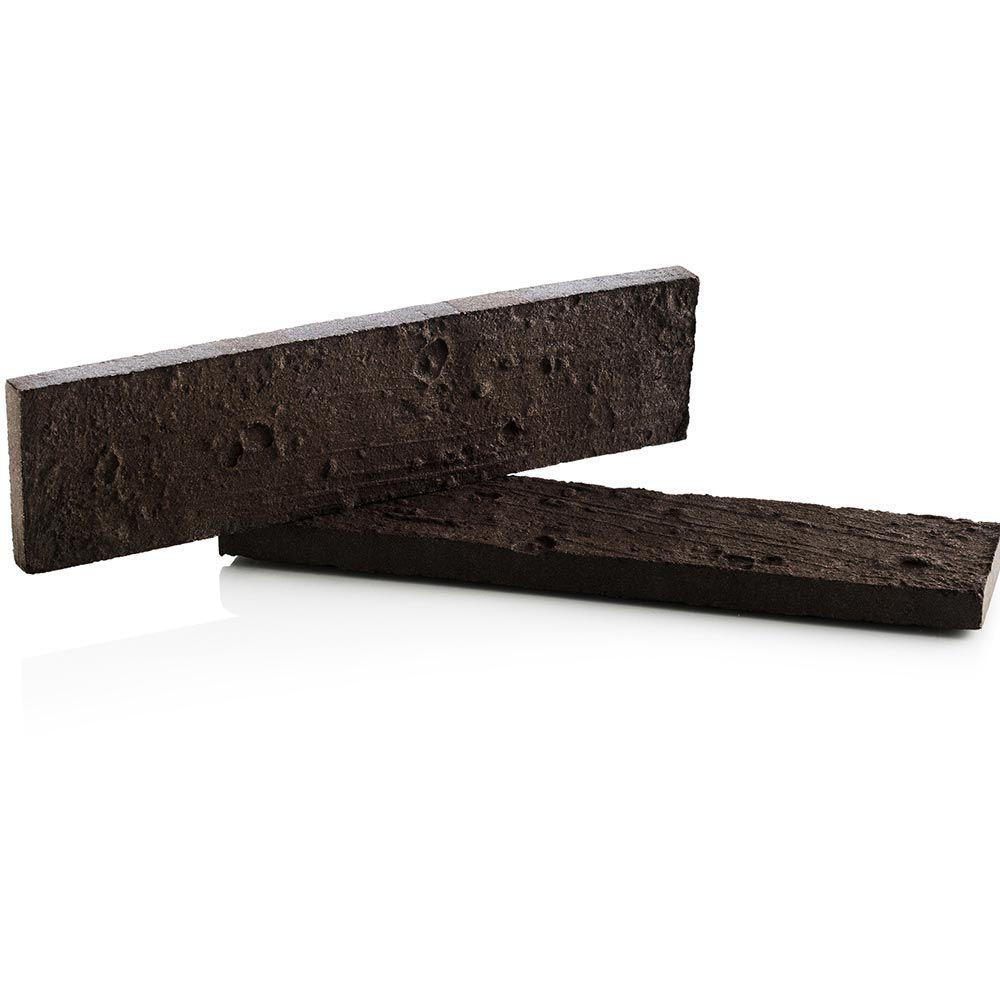Revestimento Tijolinho Brick - BrickStudio Ebony