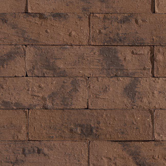 Revestimento Tijolinho Brick - BrickStudio Nut Brown
