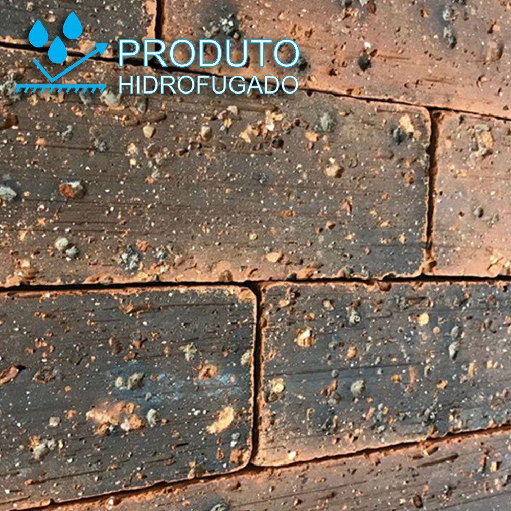 Revestimento Tijolinho Brick - Coleção City Metrópole Fumê