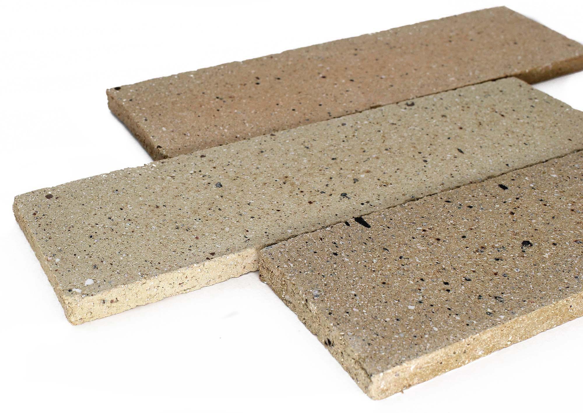 Revestimento Tijolinho Brick - Coleção Marrocos Areias 7 x 24cm