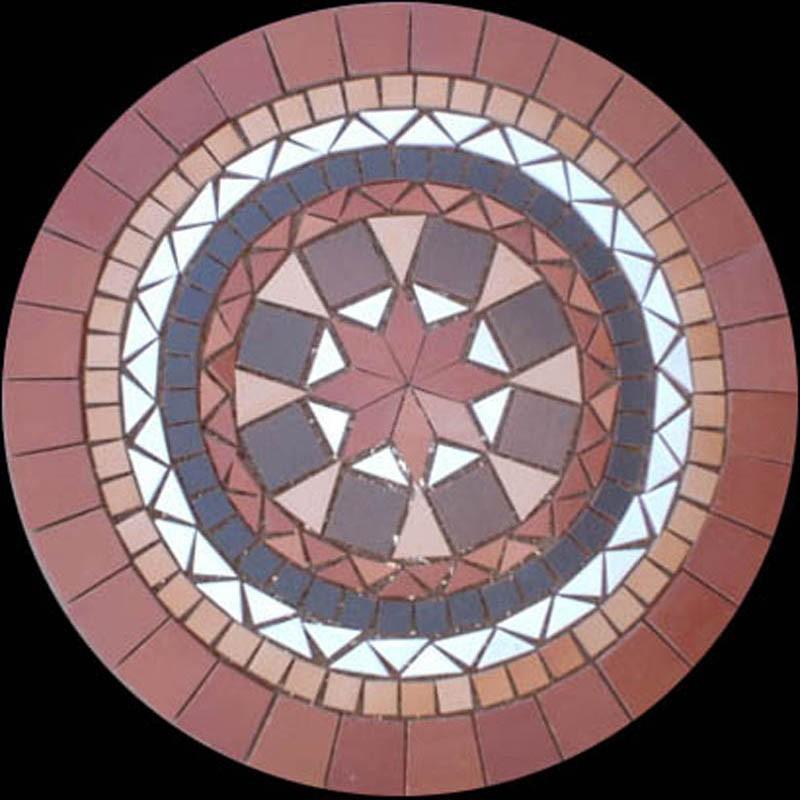 Rosone Artesanal Rústico - Mod. 32 - A partir de 60cm