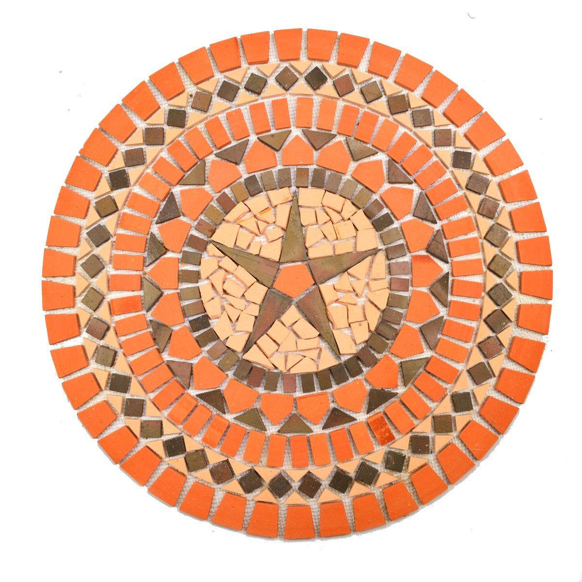 Rosone Estrela - A partir de 0,80 - 7 Tamanhos - Nina Martinelli
