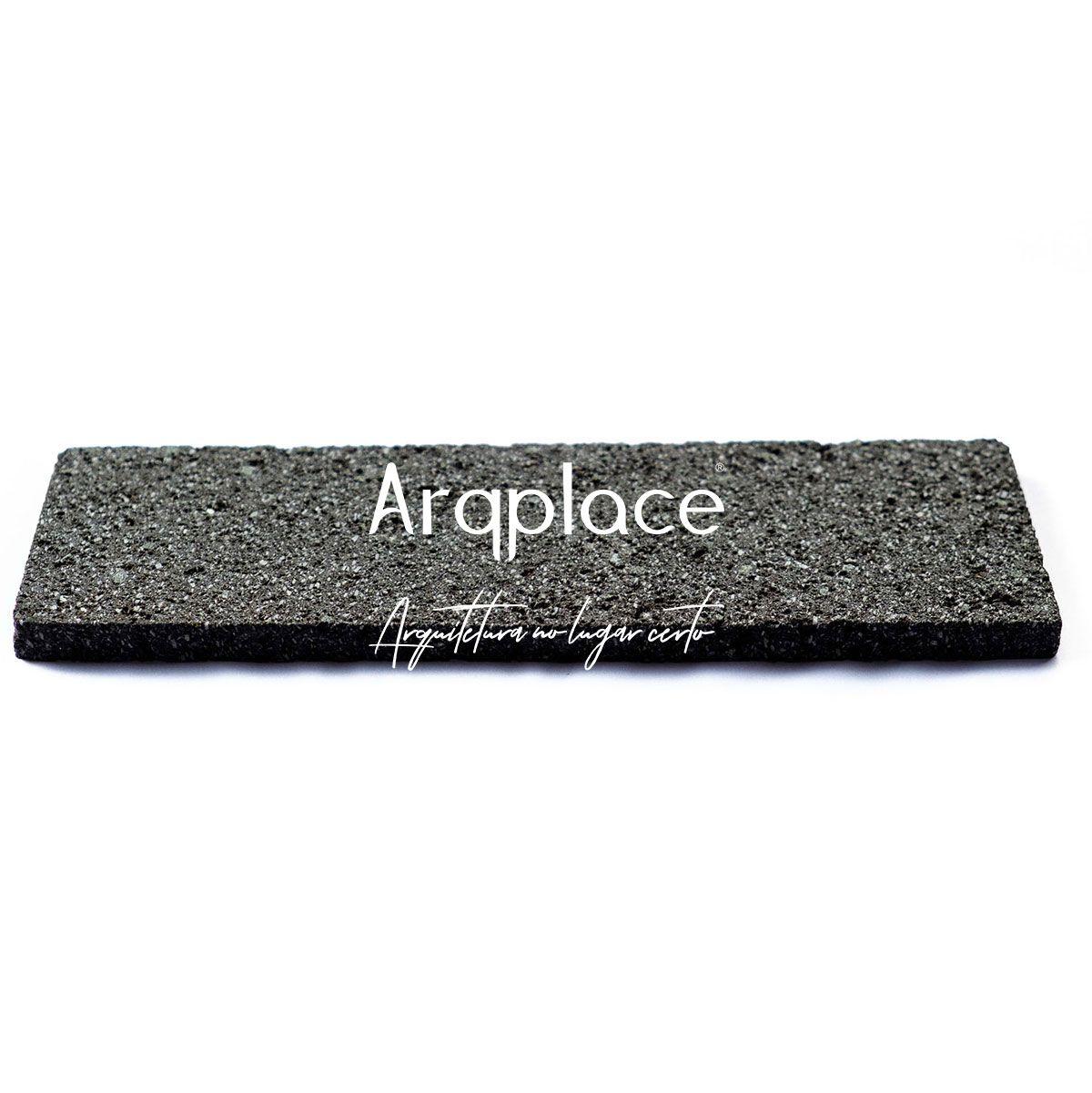 Tijolinho Brick Hitam 7,5 x 23 cm