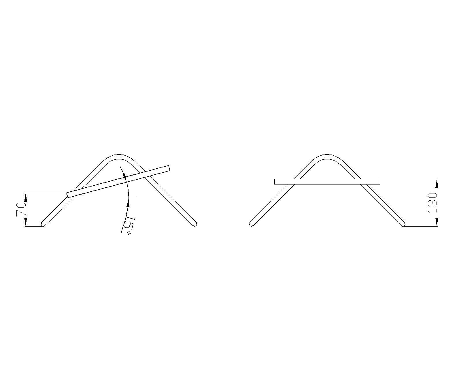 Apoio para Pés ergonômico ABS multivisão
