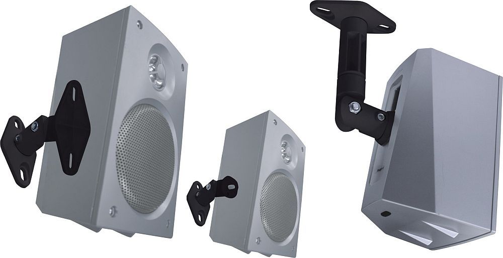 Suporte para Caixas Acústica de Home Theater SPHT41 (par) Preto