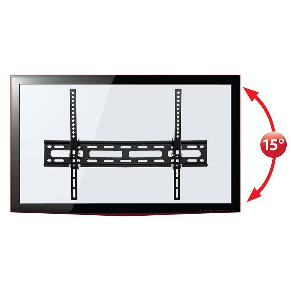 Suporte Tv Led / QLed / 4K com Inclinação HD599L de 32 até 75