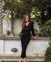 Calca em Alfaiataria Leve com Martingale Donna Ritz