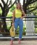Calca Mom Jeans Unique Chic