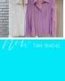 Camisa com Pregas Verticais Donna Ritz