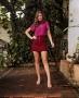 Shorts Saia em Alfaiataria com Ziper Frontal Donna Ritz