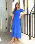 Vestido Ciganinha em Laise Milalai
