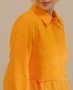 Vestido Curto Chemise em Algodao Unique Chic