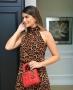 Vestido Midi Animal Print Doce Flor_1