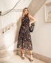 Vestido Midi Floral com Marias Doce Flor_1