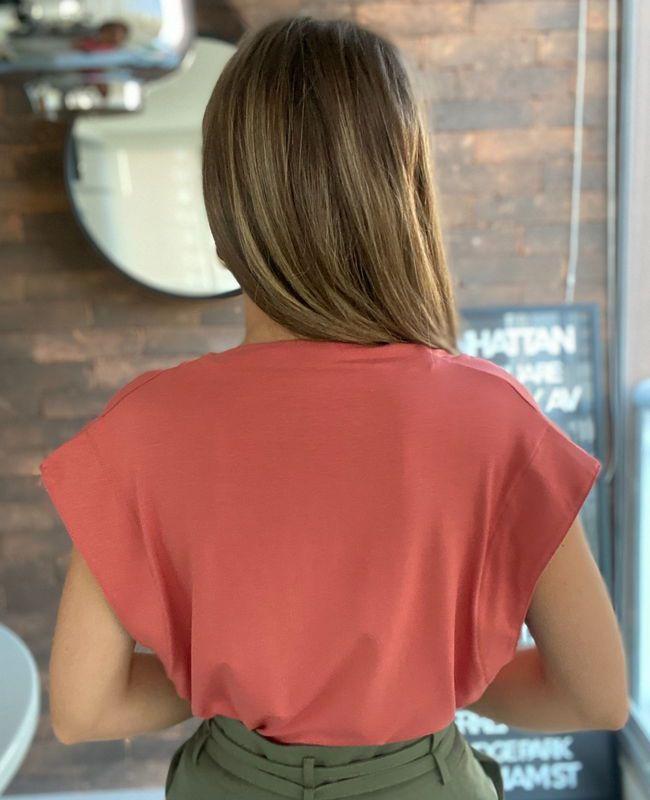 Blusa Malha Soltinha Unique Chic