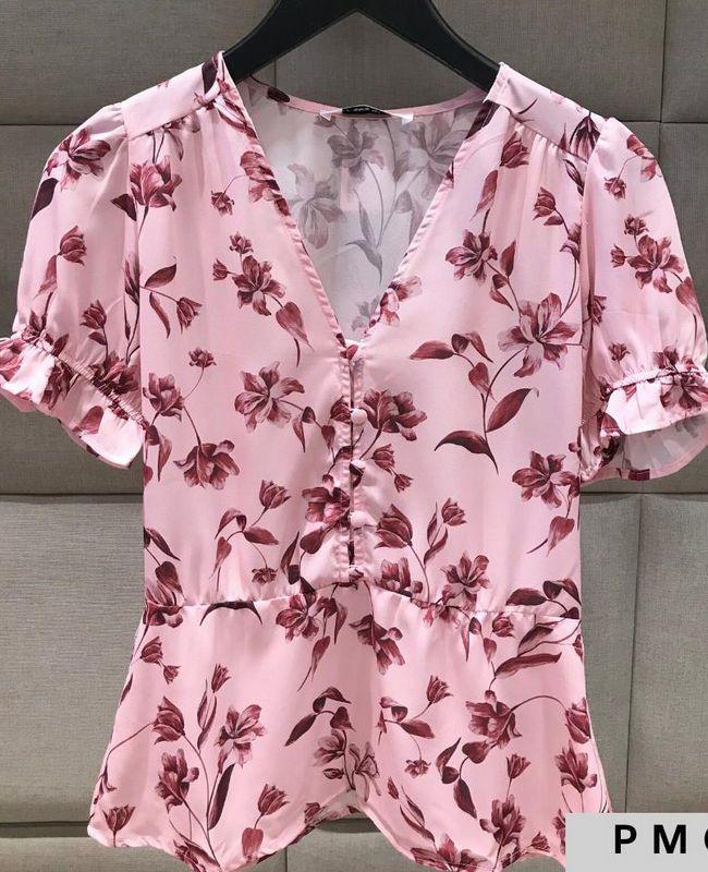 Blusa Unique Chic Floral