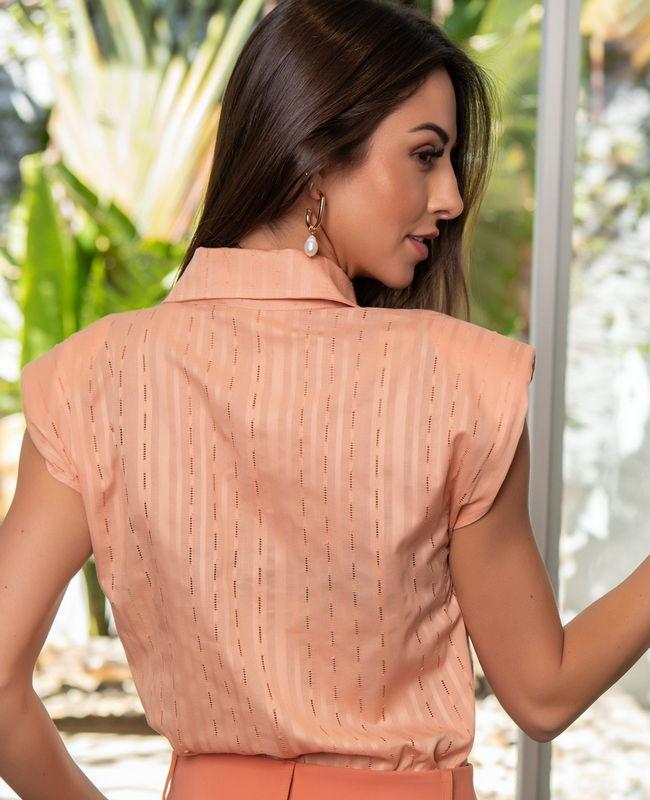 Camisa Regata Muscle Laise Unique Chic