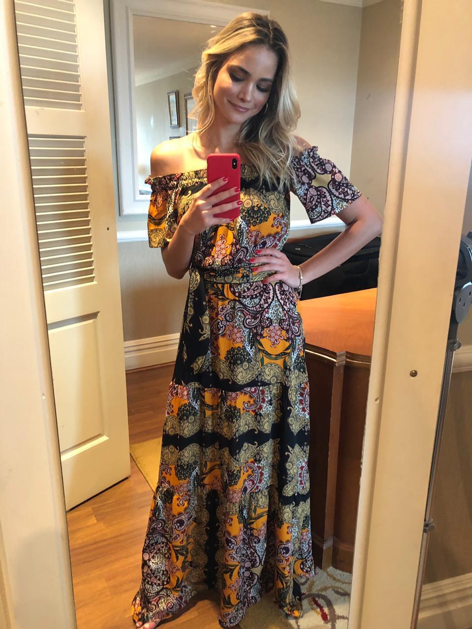 Vestido Natalia Fax Nanaminze