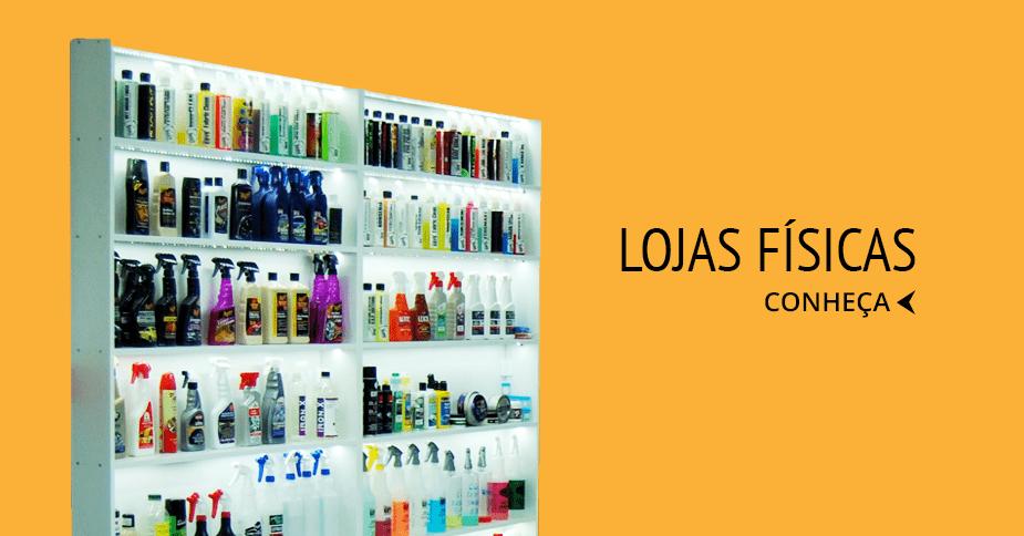 Nossas Lojas
