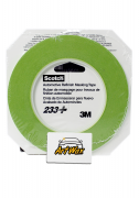 3M Fita Crepe Automotiva verde PN-03431 - 3mm x 55m