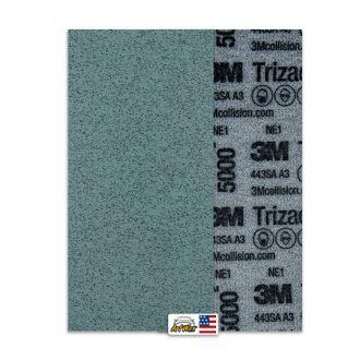 3M Lixa Trizact P5000 70x140mm - 1un