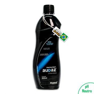 Alcance Audaz Protetor de Plástico e borracha 500 ml