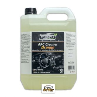 Apc Cleaner Orange Nobre Car 5L