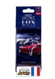 Areon Aromatizante Seco Sport Lux Chrome