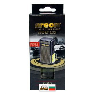 Areon Car Gold - Painel Black Box 8ml