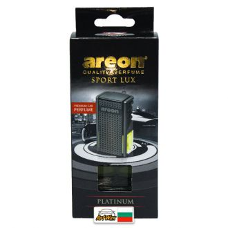 Areon Car Platinum - Painel Black Box 8ml